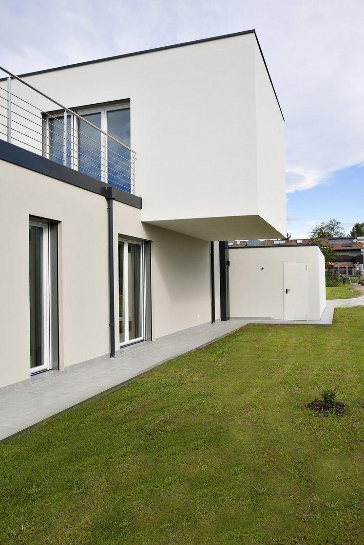 Contemporary Homes With Cedar Siding Modern Cedar Siding: Contemporary Flat Roof House