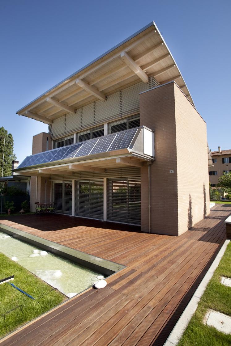 Contemporary design inspired organic shape modern glass Organic house
