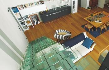 Modern house - An urban Peace Oases