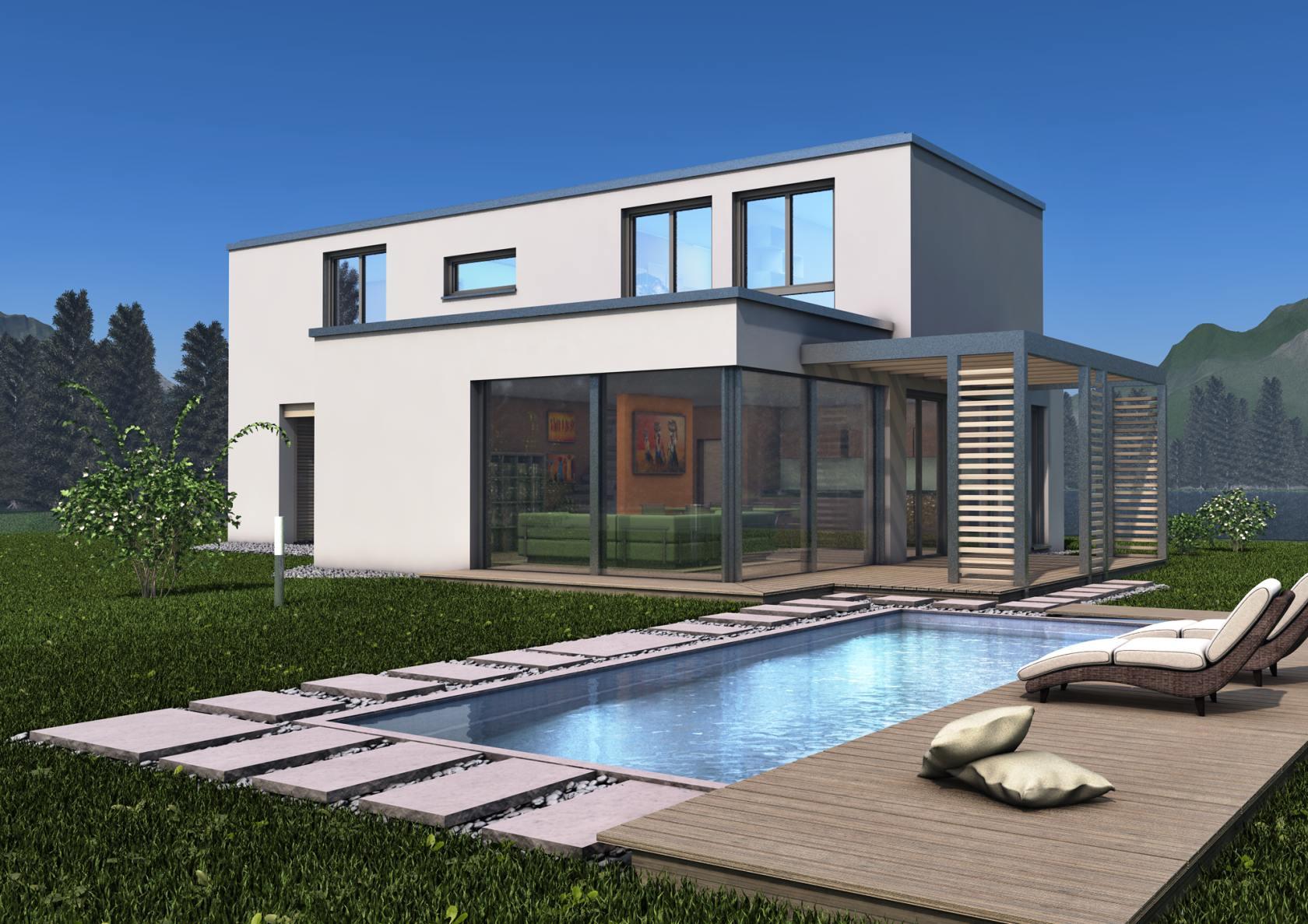 Modern Glass Houses - KAGER