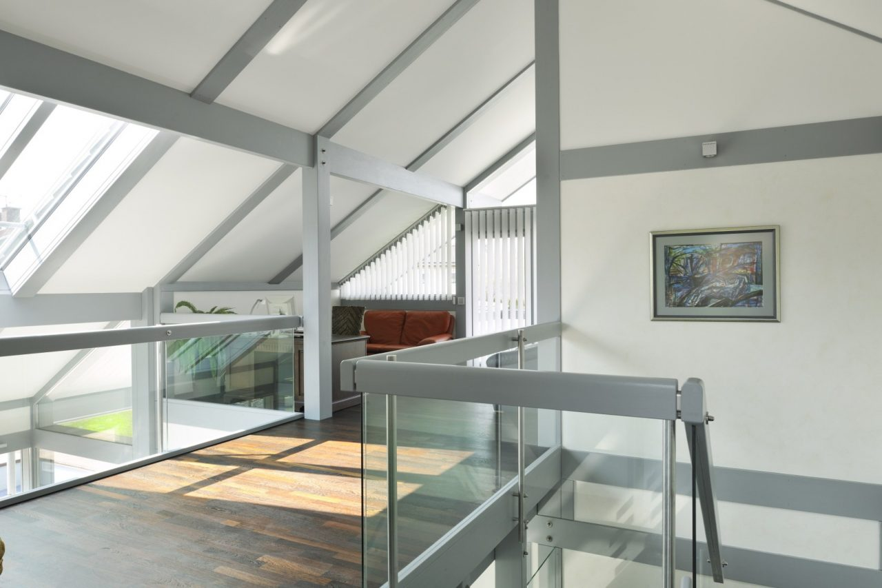 Glass house - Pampering at home
