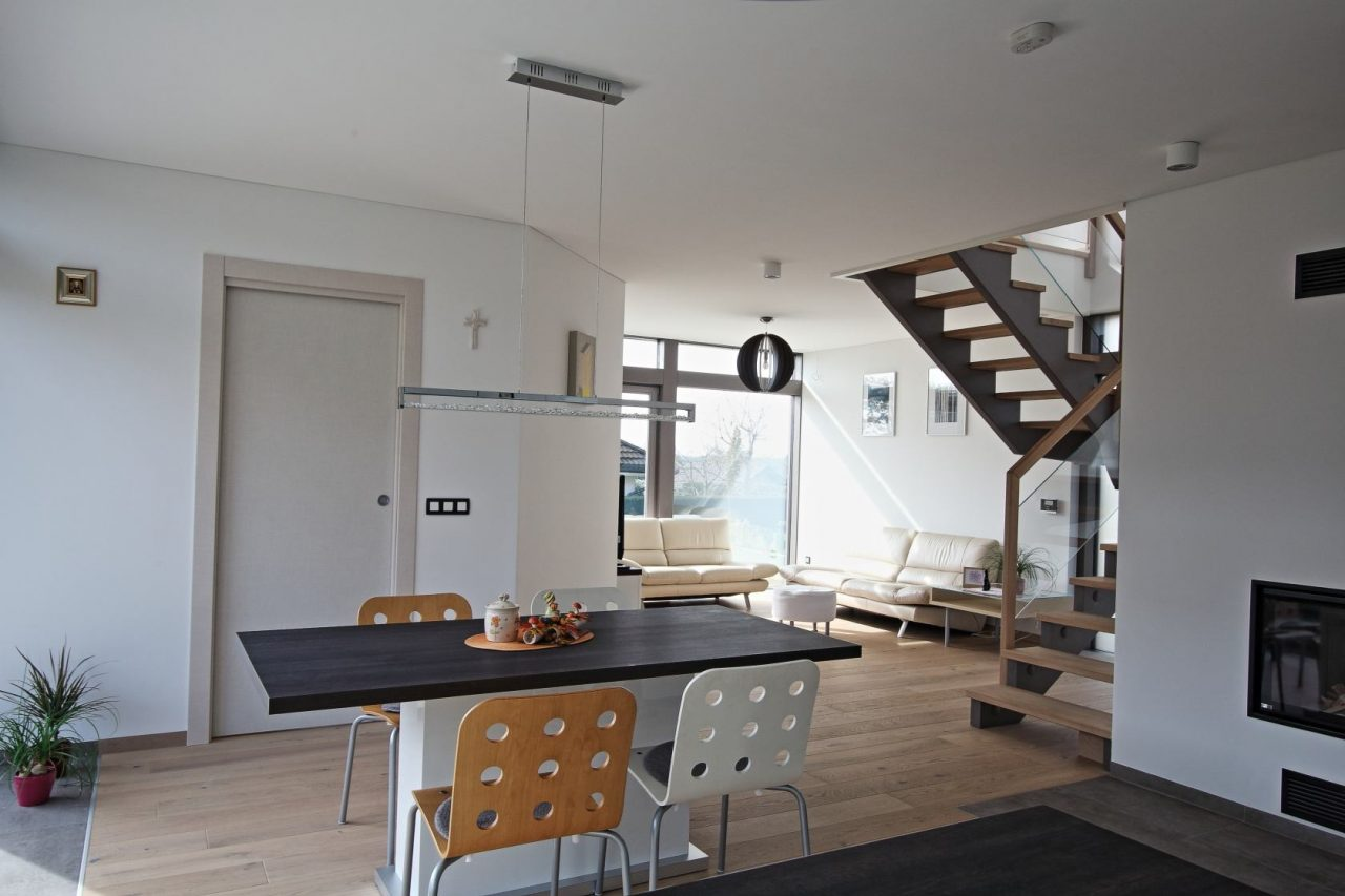 Fusion of classic and modern styles