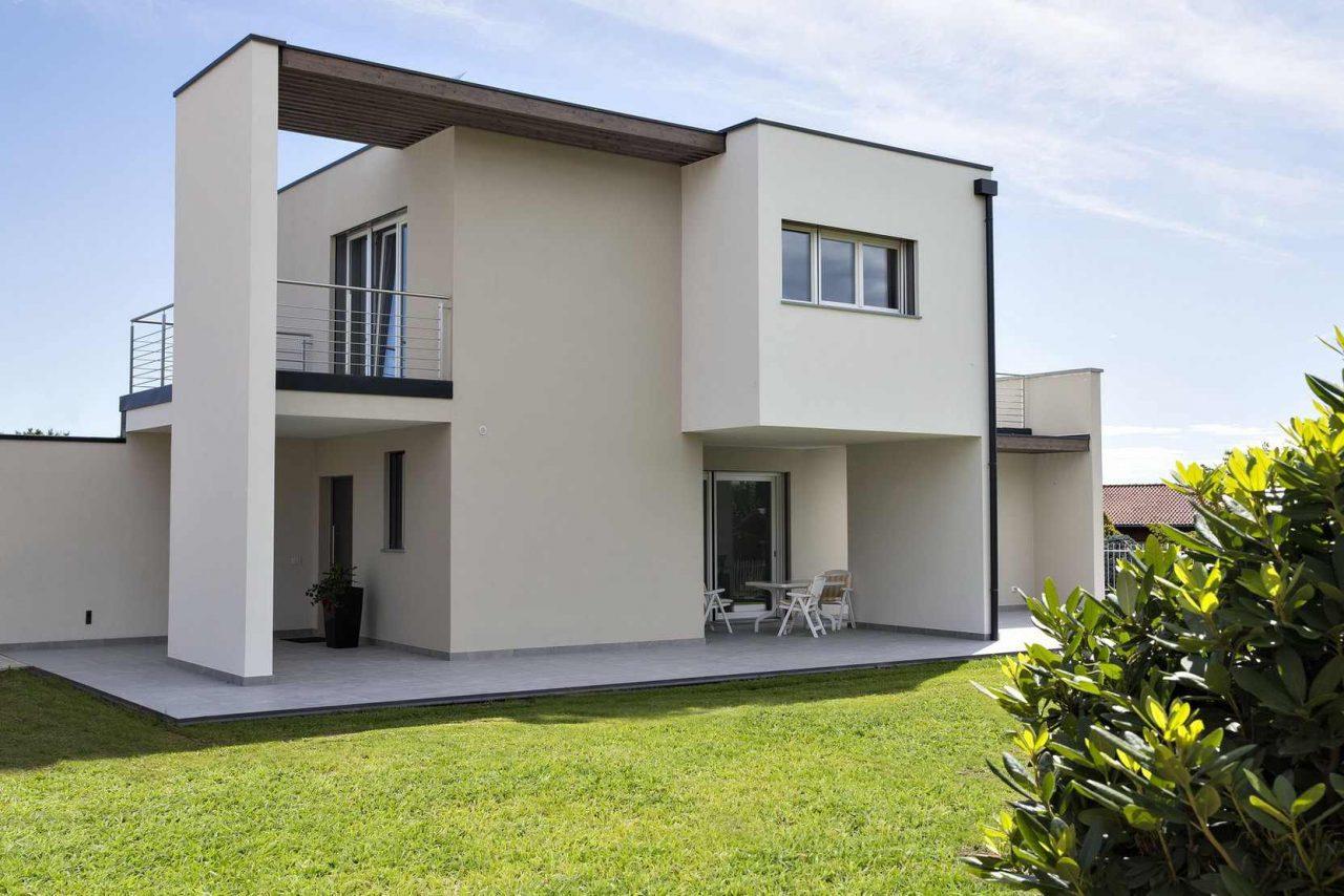 Modern house - Boca Italy