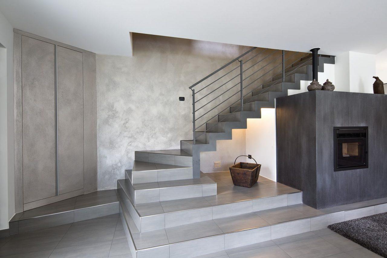 Modern house - Milano Italy
