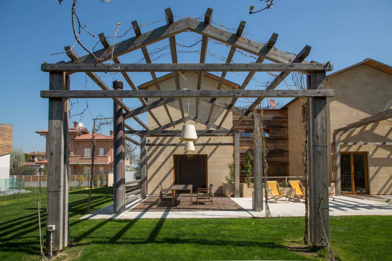 Modern house - Forli Italy