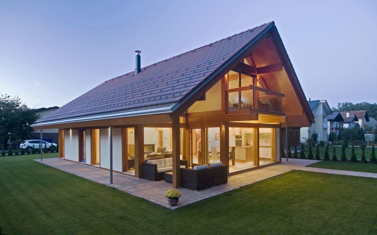 Glass house - Simplicity